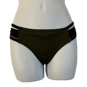 Victoria's Secret PINK XS Strappy Bikini Bottom